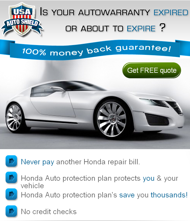 Honda Auto Vehicle Car Repair Service