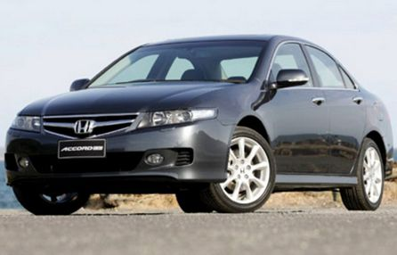 Honda Accord Models