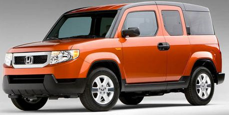 Honda Element Models