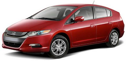 Honda Insight Models
