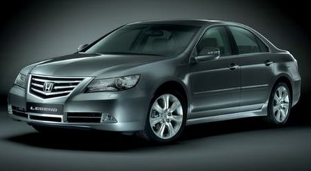 Honda Legend Models