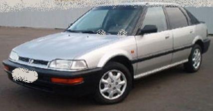 Honda Concerto Models